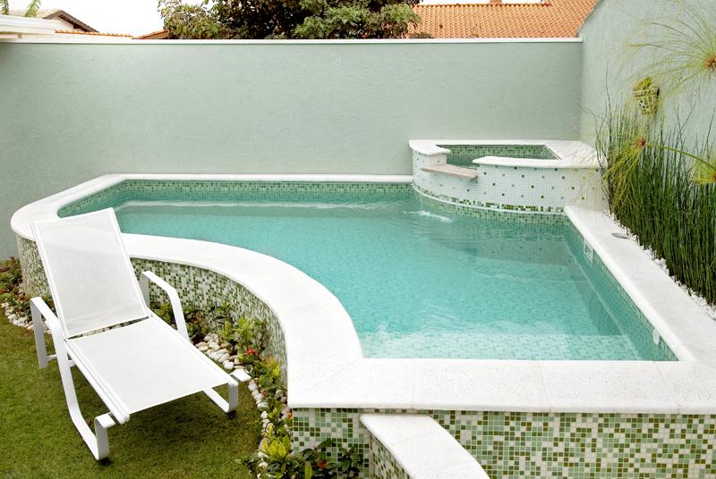 Modelos de piscinas canto verde piscinas modelos de for Albercas pequenas para patios
