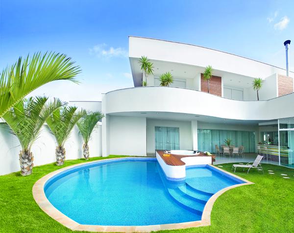 Modelos de piscinas canto verde piscinas modelos de for Modelos de piscinas de campo